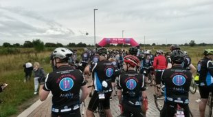 In September a team of over 30 staff from across the UK took part in the 'Big Bad Bike Ride' in order to raise money for Ataxia UK. The Group has had a long association with this well-deserving charity which provides vital support for children with this debilitating neurological disorder.