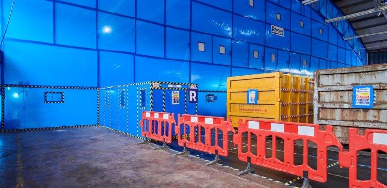Rhodar Creates Huge Enclosures For Mod Lyneham Project