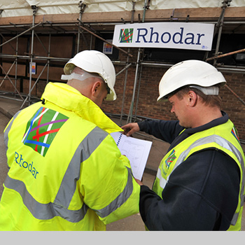 Rhodar employees consulting
